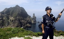 Hàn Quốc đưa hải cẩu đến quần đảo Dokdo/Takeshima