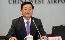 """Trung Quốc: Quan chức thứ hai""""ngã ngựa"""" trong 14 giờ"""