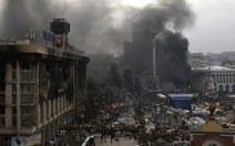 """Thỏa thuận """"đình chiến"""" Ukraine tan vỡ sau vài giờ"""