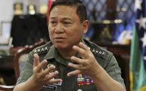 Tư lệnh quân đội Philippines thề bảo vệ ngư dân trước Trung Quốc