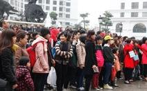 Giới trẻ Hà thành háo hức dự hội Fuyu Nhật Bản