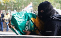 """""""Chiến binh bắp rang bơ"""" ở Thái Lan"""