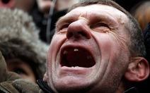 Quốc hội Ukraine bãi nhiệm tổng thống