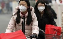 """Ô nhiễm không khí Trung Quốc đã đến mức """"không thể chịu nổi"""""""