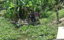 Thi thể nam trôi trên sông Sài Gòn, gần cầu Bình Lợi