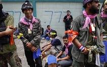 20 vụ nổ ở Bangkok sáng nay