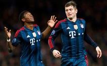 Toni Kroos bị chủ tịch Beckenbauer nhắc nhở