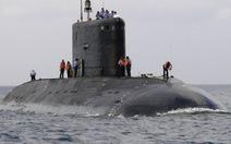 Tàu ngầm Kilo Ấn Độ gặp sự cố, hai sĩ quan mất tích