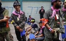 Chính phủ Thái Lan và phe đối lập bắt đầu đàm phán