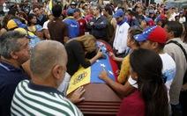 Phe đối lập từ chối đối thoại với tổng thống Venezuela