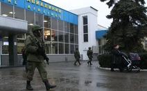 """Ukraine tố cáo Nga """"xâm lược quân sự"""""""