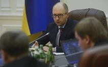 Ukraine nhờ phương Tây đóng băng tài khoản Yanukovych