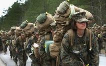 Mỹ sa thải 588 binh lính bê bối