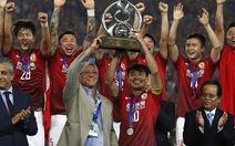 HLV Lippi gắn bó với CLB Guangzhou Evergrande đến năm 2017