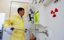 Nhập đồng vị phóng xạ điều chế biệt dược