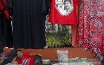 """Tướng Thái Lan cảnh báo phe áo đỏ """"tội phản loạn"""""""