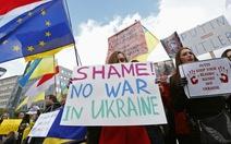 Nga khẳng định không ra tối hậu thư cho Ukraine