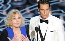 Oscar 2014: 5 khoảnh khắc đáng quên nhất
