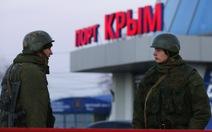 Giá chứng khoán, dầu mỏ bất ổn do khủng hoảng Ukraine