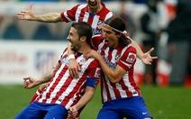 """Atletico Madrid thành công với  """"bóng đá bộ lạc"""""""