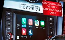 Dùng iPhone trên màn hình xe hơi qua ứng dụng CarPlay