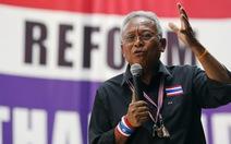 Thêm lệnh bắt đối với lãnh đạo biểu tình Thái Suthep Thaugsuban