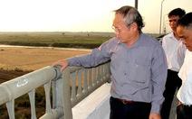 Thuê chuyên gia khắc phục sự cố cầu Đà Rằng