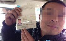 1 hành khách cùng số hộ chiếu 1 người ở Phúc Kiến