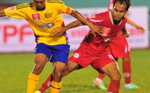 CLB TPHCM chia tay Cúp quốc gia 2014