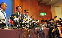 Những giây phút cuối cùng của máy bay Malaysia mất tích