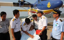 Đưa thêm tàu hải quân, thợ lặn tìm kiếm máy bay Malaysia mất tích