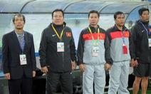 HLV Hoàng Văn Phúc kiên quyết xin từ chức