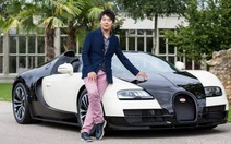 """Siêu xe """"Lang Lang"""" giống phím đàn giá 2,9 triệu USD"""