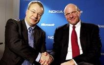 Hàn Quốc lo ngại về liên minh Microsoft - Nokia
