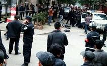 Trung Quốc: lại tấn công hàng loạt bằng dao, 3 người chết