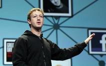 Ông chủ Facebook than phiền Chính phủ Mỹ làm hỏng Internet