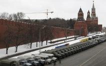 Tin tặc tấn công web Điện Kremlin, Ngân hàng trung ương Nga