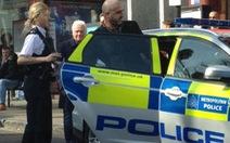 Eric Cantona bị cảnh sát bắt giữ