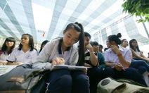 Bộ GD-ĐT: Thông tin bổ sung về kỳ thi ĐH, CĐ