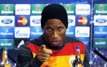 """Drogba: """"Tôi sẽ không ăn mừng nếu ghi bàn vào lưới Chelsea"""""""