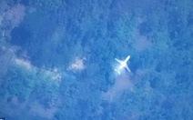 Máy bay mất tích đến nam Ấn Độ Dương?