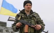 Ukraine giảm quan hệ ngoại giao với Nga