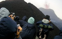 Núi lửa, điểm hẹn mới của du lịch đi bộ đường dài