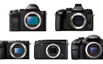 Chọn mua máy ảnh mirrorless tốt nhất hiện nay