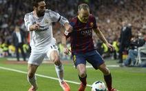 Báo chí thân R.M cũng ca ngợi Barca và Messi
