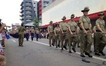 Mỹ đưa hơn 1.000 lính thủy đánh bộ đến Úc