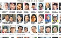 Truyền thông Malaysia tiếc thương MH370