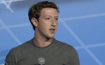 Facebook thực hiện tham vọng kết nối Internet bằng máy bay