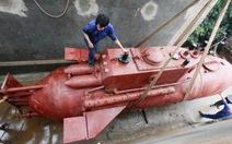 Thử nghiệm chạy nổi thành công tàu ngầm Trường Sa