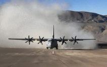 Máy bay không quân Ấn Độ rơi, 5 người chết
